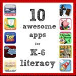 There are SO many incredible apps out there, and I know whatever list I come up with is going to be missing tons of great stuff. But I might as well start somewhere, right? So I thought I'd share 10 iPad and iPhone apps I love for helping elementary stude Teaching Technology, Educational Technology, Educational Apps For Kids, Educational Websites, Learning Apps, Tablet, Kindergarten, Teaching Reading, Raising Boys