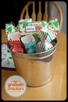 My Graham Crackers: Christmas Crackers