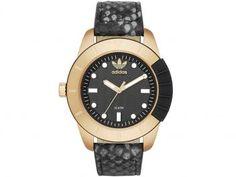 63eeeaa5bb2 Relógio feminino Adidas ADH3052 2PN Analógico - Resistente à Água com as  melhores condições você