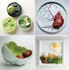 d-Vision's Conceptual Tableware