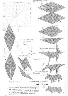 papiroflexia:toro - Taringa!