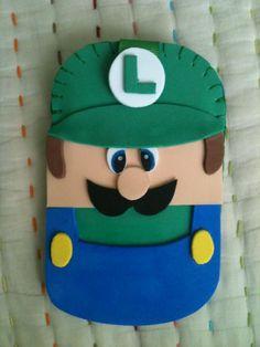 Funda de Luigi / Luigi's case