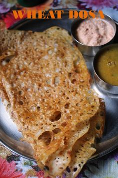 YUMMY TUMMY: Instant & Crispy Wheat Dosa / Gothambu Dosa ( Savoury Version)– Quick Breakfast Ideas