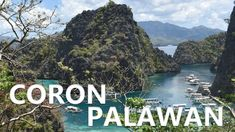 Coron Island, Coron Palawan, Philippines, Most Beautiful, Packaging, River, Outdoor, Projects, Outdoors