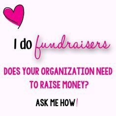 Start your fundraiser today by contacting me at www.myubam.com/c5704