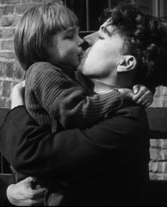 with Jackie Coogan - The Kid (1921)