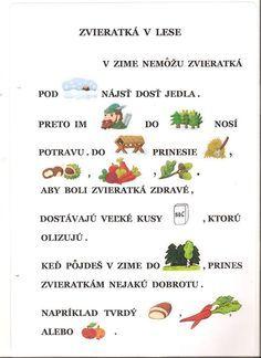 Výsledok vyhľadávania obrázkov pre dopyt maľované čítanie o ovocí pre deti Nasa, Diy And Crafts, Crafts For Kids, Forest Animals, Kids Education, In Kindergarten, Preschool Activities, Games For Kids, Alphabet