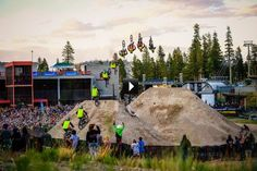 Cam Zink sets record and lands the longest dirt-to-dirt mountain bike back flip