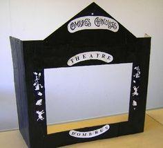 Ateliers du Théâtre des Ombres : ateliers de theatre d'ombres, pour réaliser un spectacle d'ombres chinoises, formation au theatre d'ombres,...