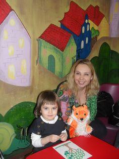 Я и моя ученица Василиса