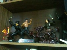 My bruce lee collection