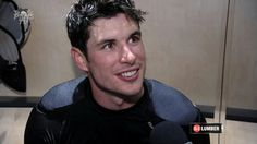 Sidney Crosby :) I smile whenever I see him ... literally ... I'm GRINNING :D:D:D