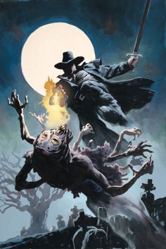 Solomon Kane: Red Shadows Cover art by Gregory Manchess. Fantasy Authors, Sword And Sorcery, Gothic Horror, The Villain, Dark Horse, Solomon, Erotic Art, Cover Art, Fantasy Art