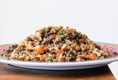 Yes, this cauliflower fried rice recipe is low-carb, paleo-friendly ...