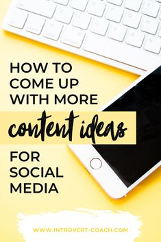 Figuring out how to come up with more content ideas for social media can be challenging for your small business. Content creation and marketing that your customer's will find interesting and actually engage in is important to social media success Social Media Marketing Business, Content Marketing Strategy, Online Business, Business Tips, Plan Marketing, Business Planning, Whatsapp Marketing, Facebook Marketing, Online Marketing