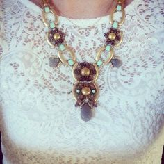 Livvy & Lace | Instagram photo by cathanna3.       Shop these accessories at www.stelladot.com/nicolecordova