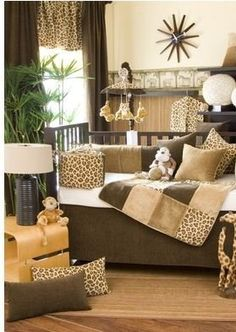 I would want mine to look like this!!! Nursery