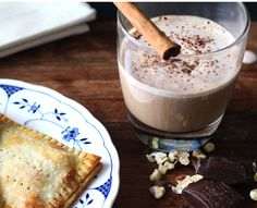 Make your own Nutella Latte in honor of World Nutella Day (February 5)!