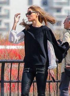 Olivia Palermo Looks. Womenswear streetstyle Fashion Style