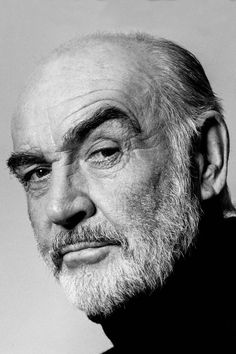 The tall, handsome and muscular Scottish actor, Sean Connery 🏴 James Bond, Scottish Man, Scottish Actors, The Face, Sean Connery, Sean O'pry, Looks Black, Black And White Portraits, Interesting Faces