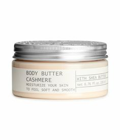body butter cashmere £2.99