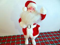 Vintage 1950s Harold Gale Santa Claus by TimelessTreasuresbyM on Etsy