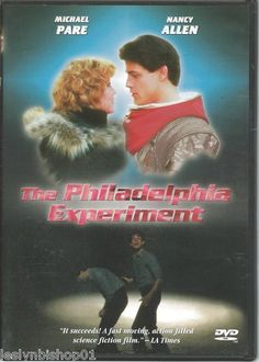 THE Philadelphia Experiment DVD 2000 Michael Par� Director Stewart Raffill | eBay