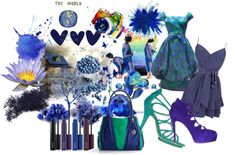 on the and of the world..., created by eminav on Polyvore
