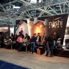 CosmoProf Bologna 2015: Nashi Argan