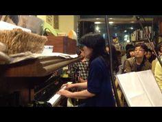 Saya (Tenniscoats) @ Kasei no Niwa 1 - YouTube