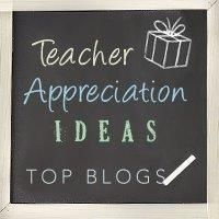 Teacher Appreciation Ideas and a $1,000 Giveaway for You AND Your Favorite Teacher!