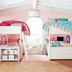 hello shared loft room