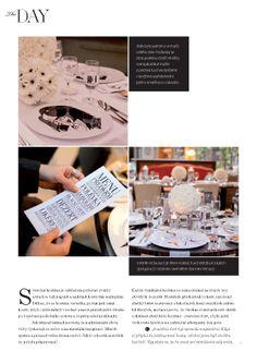 TheDAY - osobní svatební časopis. Michael Kors Watch, Day, Photograph Album, Watches Michael Kors