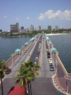 St. Petersburg, FL. The PIER. We went there every year when I was growing up until we moved there in 1960