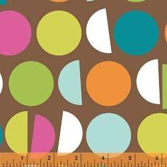 Ampersand Design Studio - Cream and Sugar - Halfsies in Brown