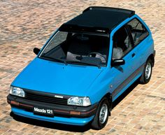 Frontscheibe Mazda 121 | Classic Autoglas