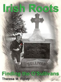 This ebook on Apple, nook, and kindle is a story of finding my ancestral roots in Ireland.