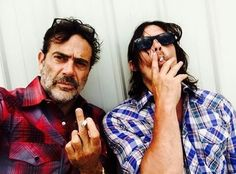 Jeffrey and Norman