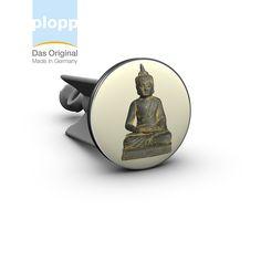 plopp plug for handwash basins Buddha  #plopp #gift #geschenkidee #wellness #badezimmer #bathroom