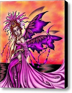 Caer'Delii's Light from :The Sidhe Queen Oracle: by Coriander Shea.