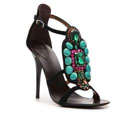 87055aafac64 Madison Avenue Spy  September 2013 Jeweled Sandals