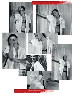 So It Goes Magazine Issue 10 Phoebe Tonkin by James Wright