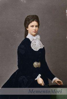 Kaiserin Elisabeth of Austria aka Sissi.