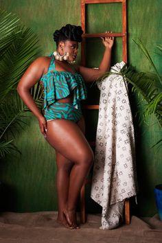 Nakilumiplus  ~African fashion, Ankara, kitenge, African women dresses, African prints, Braids, Nigerian wedding, Ghanaian fashion, African wedding ~DKK
