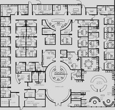 health care clinic floor plans - Google Search