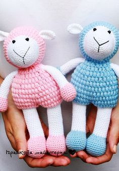 Amigurumi Sheep-Free Pattern | Amigurumi Free Patterns