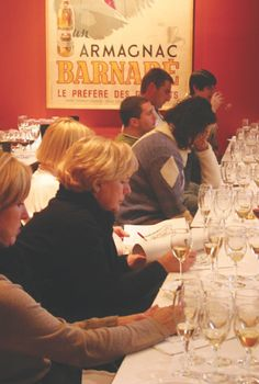 ICE's curriculum explores all areas of beverage service, including wine, spirits, beer, mixology, non-alcoholic drinks and bar design. Wine tasting and appreciation is included.