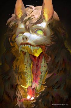 """Half Canine""... - ART SIDE"