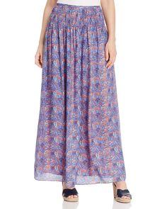 727c36bbde85 Daniella Printed Maxi Skirt