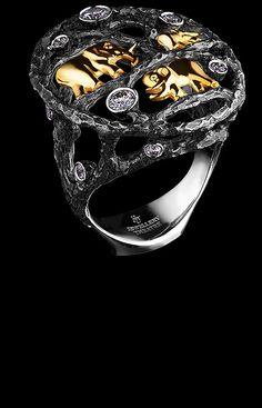 Jewellery Theatre. Eden Ring...♡